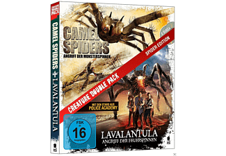 Creature (Spider Edition Camel Spiders) - (Blu-ray)