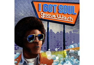 VARIOUS - I GOT SOUL-GROOVE WASH (+MP3) - (LP + Download)