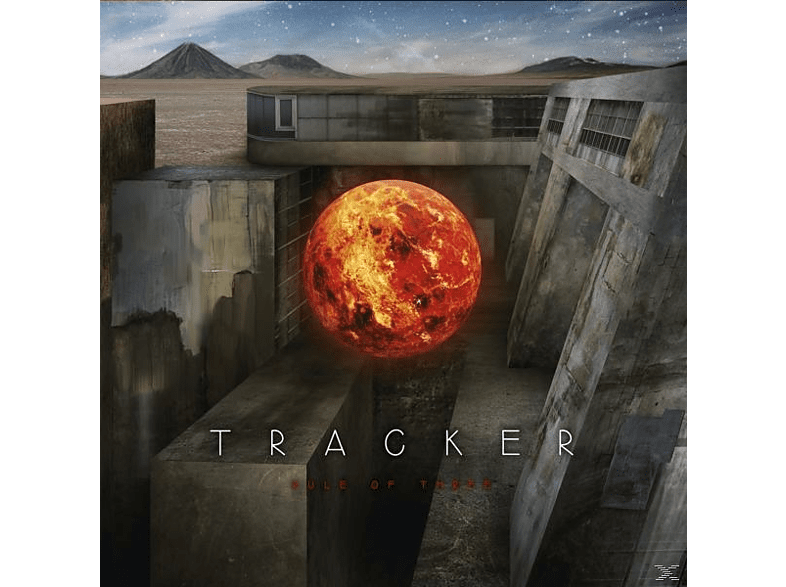The Tracker - RULE OF THREE (+MP3) [LP + Download]