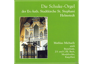 Mathias Michaely - Die Schuke-Orgel,St.Stephani - (CD)