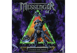 The Messenger - Under the sign - (CD)