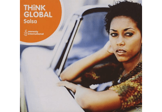 VARIOUS - Think Global: Salsa - (CD)