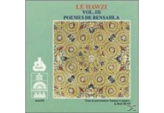 VARIOUS - Le Hawzi Vol. 3 - (5 Zoll Single CD (2-Track))