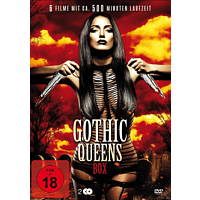 Gothic Queens Box [DVD]