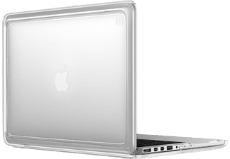 SPECK HardCase Presidio Notebookhülle, Full Cover, 13 Zoll, Transparent, passend für: Apple MacBook Pro Retina Display