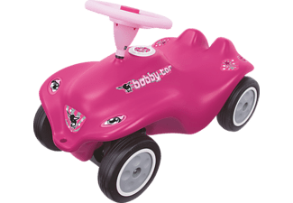 BIG Bobby-Car Rockstar-Girl Bobby Car, Pink