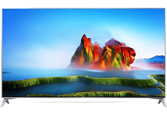 LG 49SJ800V.APD 49 inç UHD 4K Smart LED TV