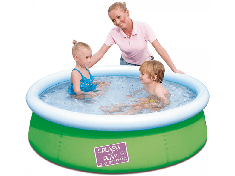 BESTWAY  Fast Set Pool My first Fast Set Pool 152x38cm Planschbecken Pool | 06942138917222