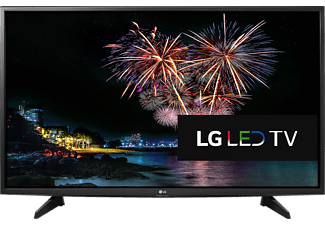 "LG 43LJ515V 43"" Full HD LED TV - Svart"""