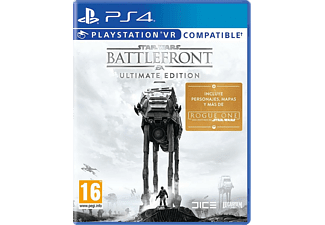 PS4 Star Wars: Battlefront - Ultimate Edition (Compatible con VR) -
