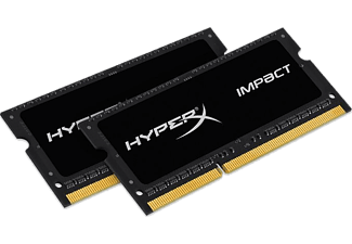 KINGSTON Mémoire RAM 4 GB DDR3L 2 pieces (HX318LS11IBK2/8)