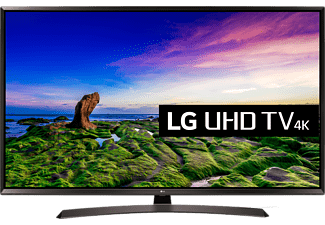 LG 43UJ634V 43'' - UHD Smart-TV Med Web-OS