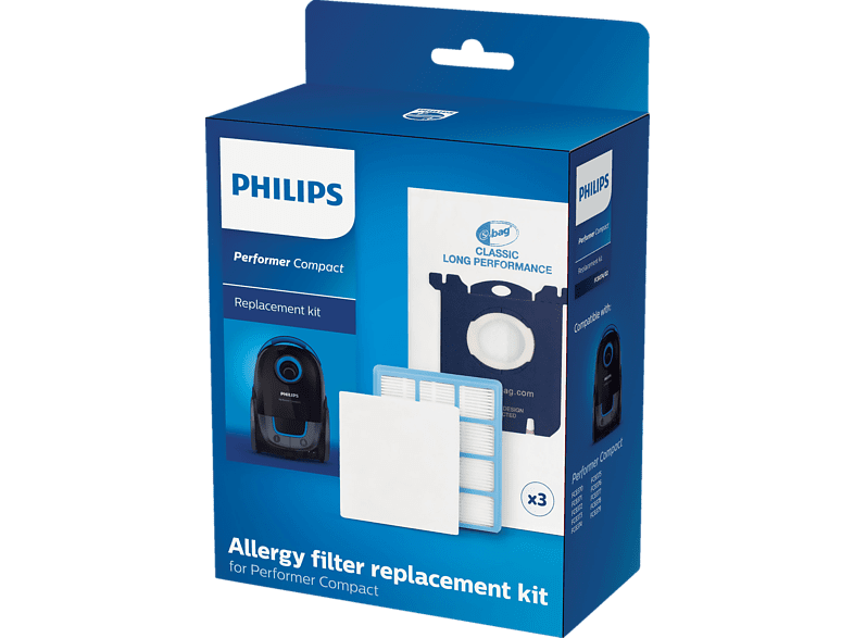 PHILIPS FC 8074/02 Performer Compact