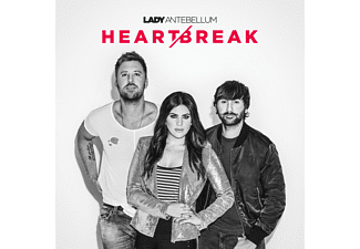 Lady Antebellum - Heart Break - (Vinyl)