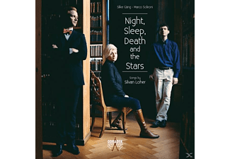 Silke Gäng, Marco Scilironi - NIGHT SLEEP DEATH AND THE STARS - (CD)
