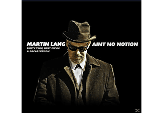 Martin Lang - AIN T NO NOTION - (CD)
