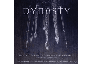 University Of South Carol - DYNASTY - (CD)