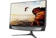 LENOVO IdeaCentre AIO 720, All-In-One PC mit 23.8 Zoll Display, Core™ i7 Prozessor, 8 GB RAM, 1 TB HDD, 128 GB SSD, GeForce GTX 960A, Schwarz