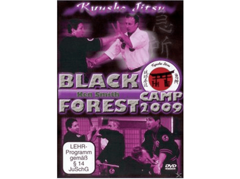 Kyusho Jitsu: Black Forest Camp 2009 - Ken Smith [DVD]