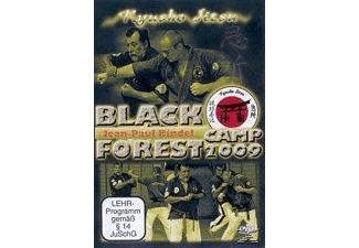 Kyusho Jitsu: Black Forest Camp 2009 - Jean-Paul Bindel - (DVD)