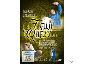Taiji Quan - Band 3 - (DVD)