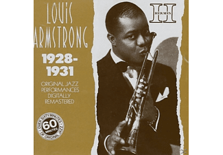 Louis Armstrong - Louis Armstrong 1928-1931 - (CD)