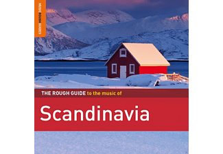 VARIOUS - Rough Guide: Scandinavia - (CD + Bonus-CD)