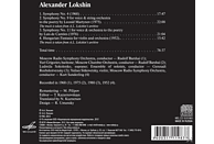 Sanderling, Moscow Radio Symphony Orchestra - Three Symphonies And Hungarian Fantasia [CD]