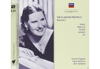 Flagstad Kirsten - Flagstad Recitals-Vol.2 - (CD)