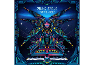 Young Smoke - Space Zone - (CD)