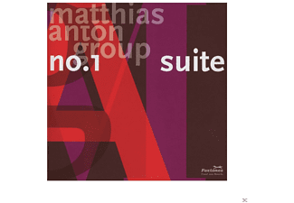 Matthias Group Anton - Suite No.1 - (CD)