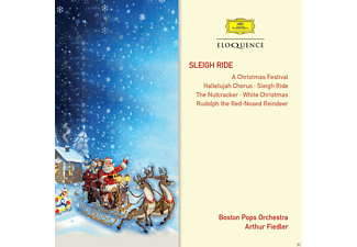 Boston Pops Orchestra, Arthur Fiedler - Sleigh Ride - (CD)