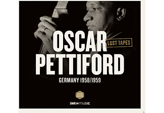 Oscar Pettiford - Lost Tapes - Germany 1958/1959 - (CD)