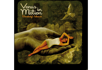 Venus In Motion - Somebody's Heaven - (CD)