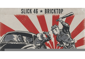 Slick 46, Bricktop - Murder at 46 RPM - (Vinyl)