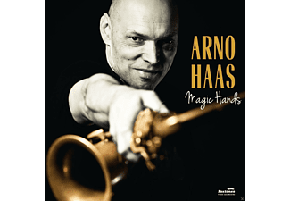 Arno Haas - Magic Hands - (CD)
