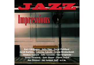 VARIOUS - Jazz Impressions - (CD)