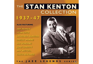 Stan Kenton - Stan Kenton Collection 1937-47 - (CD)