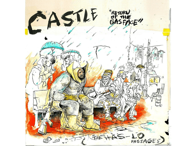 Castle - Return Of The Gasface [CD]