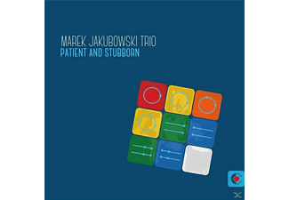 Marek Jakubowski Trio - Patient And Stubborn - (CD)