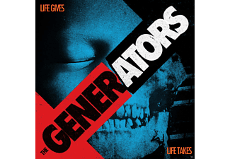 The Generators - Live Gives Live Takes - (CD)