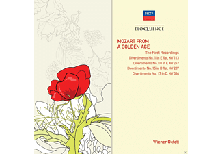 Vienna Octet, VARIOUS - Mozart from a Golden Age - (CD)