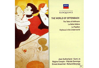 VARIOUS - The World Of Offenbach - (CD)