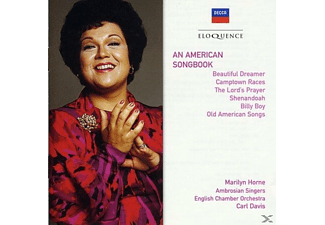 Marilyn Horne, English Chamber Orchestra, VARIOUS, Ambrosian Singers, Davis Carl - An American Songbook - (CD)