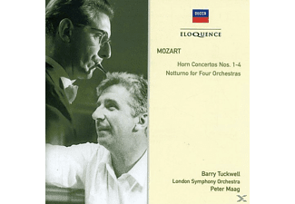 Peter Maag, VARIOUS, Tuckwell Barry - Horn Concertos - (CD)