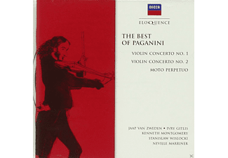 VARIOUS - The Best Of Paganini - (CD)
