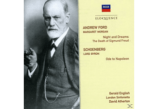 David Atherton, Gerald English - Night and Dreams/Ode to Napoleon - (CD)