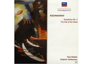 Paul Kletzki, Vladimir Ashkenazy, VARIOUS - Sinfonie 2 The Isle Of The Dead - (CD)