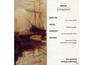 Elly Ameling, Hildegard Behrens - Les Nuits d'Ete/Sheherazade/Chanson Triste/+ - (CD)