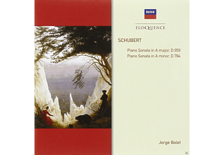 Jorge Bolet, VARIOUS - Piano Sonatas D 959 & 784 - (CD)